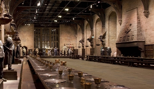 Recorré los mágicos estudios de Harry Potter! Imperdible!